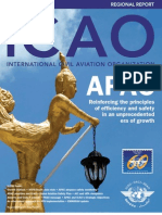 ICAO regional Report for APAC