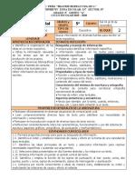 Noviembre - 5to Grado Español (2019-2020)