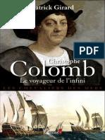 Christophe Colomb _ le voyageur