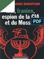Espion de la CIA et du Mossad