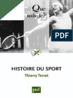 Histoire du sport - Thierry Ter