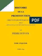 Histoire de la prostitution 5