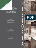 Caso de estudio construcción en Adobe Cuenca - Ecuador casa de la Loma