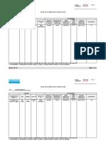 SGI-P-09-2, Ficha de calibración  verificación