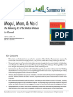 Mogul, Mom and Maid summary
