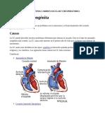 Guia de Estudio-Alteraciones Del Sistema Cardiorespiratorio UCS