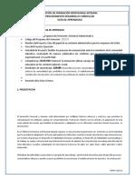 GUIA DESARROLLAR PROCESOS COMUNICATIVOS