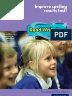 Read Write Inc. Spelling Brochure