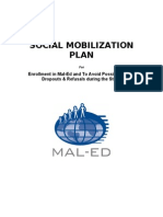 Socail Mobilzation Plan Final New 2