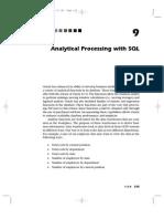 Funciones Analiticas con Oracle