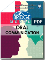 Oral-Communication-Module