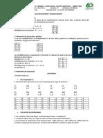 MATEMÁTICAS Multiplicaciones Sin Agrupar y Agrupando DEL 7 AL 25 de SEPT