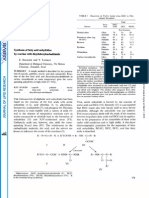 Anhydrides via DCC