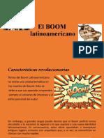 boom latinoamericado