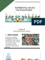 1.3 Environmental Issues