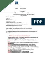 Atividade - Diagnóstico Motor de Partida