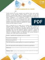 Formato para la elaboración de la Reseña-2019-2