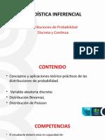 Distribuciones de Probabilidad UCC