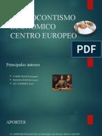 EL NEOCONTISMO ECONOMICO EUROPEO.pptx