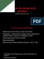 factores de riesgo de las gestantes.pptx