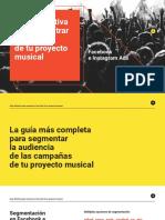 Microtargeting FIIM - Guía definitiva para encontrar al fan ideal de tu proyecto musical