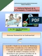 2.Historia natural Enf, y Triada Ecológica