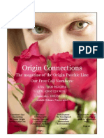 Origin Psychics - Connections Magazine