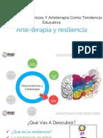 1.3 Arteterapia y resiliencia