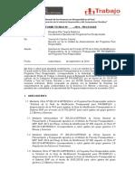 INFORME TECNICO - PP PROEMPLEO - VISACIÓN_33191