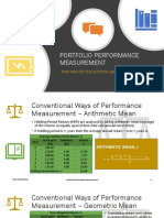 S11 Performance Measurement