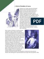 The Myth of Deadalus.docx
