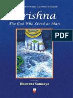 Krishna The God Who lives as man - Bhawana sommaya