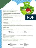 Concurso «A Melhor Carta 2011»