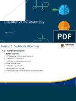 Lecture 2 Computer assembly