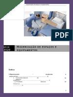 manual-ufcd-3520-higienizaao-de-espaos-e-equipamentos