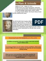 Biodata Plato & Aristotle.pptx