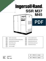 M37-M45 parts list 2004