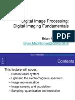 Imaging Fundamentals