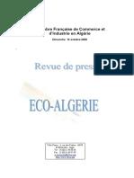 Revue de Presse Du Dimanche 12 Octobre 2008