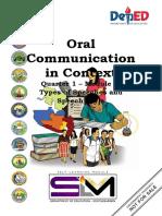ORAL COM 11 Quarter 1 Module 6