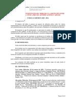 TALLER INTERVENCIÓN DEL DERECHO - 2020-2021