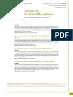 Texto 7 - A construção de histórias do futebo no Brasil (1922 a 2000) - reflexões