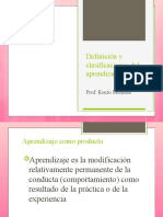 1-1 CLASIFICACIONES DEL APRENDIZAJE_1.ppt