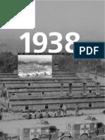 1938 ERRICHTUNG DES KONZENTRATIONSLAGERS MAUTHAUSEN