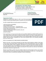 i-FPT Catalogue Sample