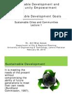 Lctr 1_Sustainable Development Goals