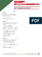 Math - TD5 + Corrigés  -  Les Intégrales Primitives 6322.pdf
