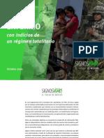MÉXICO ENFERMO, REPORTE DE SIGNOS VITALES