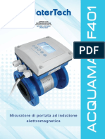 P-0000010 MEDIDOR ACQUAMAG F401 WATERTECH