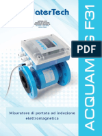 Pbis-0000025 MEDIDOR ACQUAMAG F31 WATERTECH